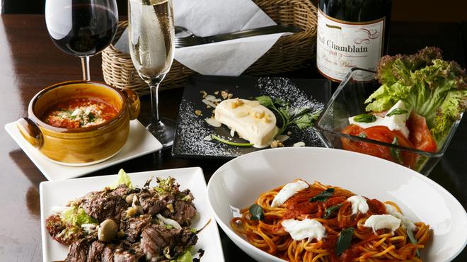 Bistro いちご - 料理写真:自慢の料理の数々・・・お手頃価格でご提供中!
