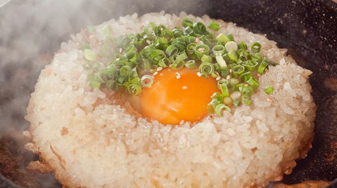 モヒカンらーめん - 料理写真:とんこつ飯