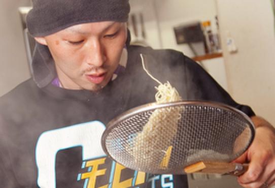 味壱家 - 料理写真:「来て良かったと思ってほしい。その一心です。