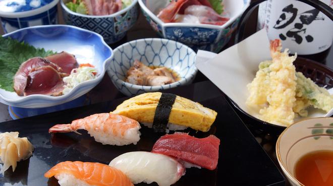 いそ勘 - 料理写真:お得な宴会コースは8品で3,150円!!