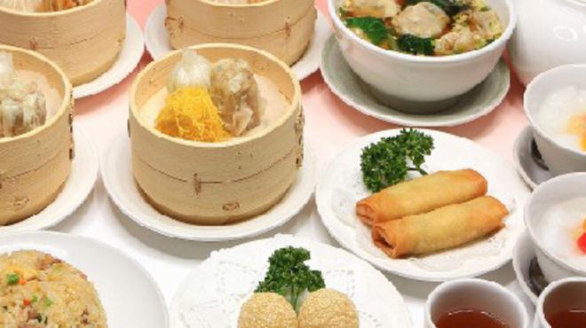 青海星 - 料理写真:香港飲茶コース