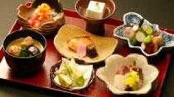 杉の井 - 料理写真:料理