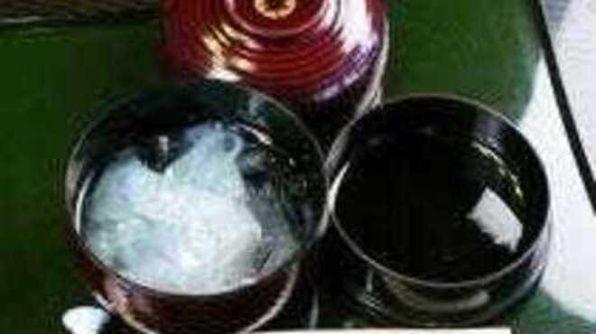 つぼみ - 料理写真:名物くずきり