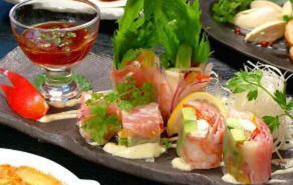 旬風満帆 初 - 料理写真:料理長おすすめのコース料理は平日限定3,500円からご用意しております。