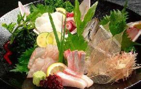 旬風満帆 初 - 料理写真:旬の魚をふんだんに使った自慢の逸品を是非ご賞味下さい。