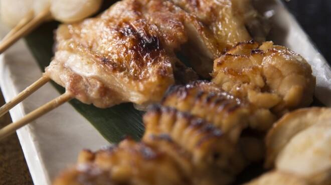 塚本鮮魚店 - 料理写真:串ものもございます★