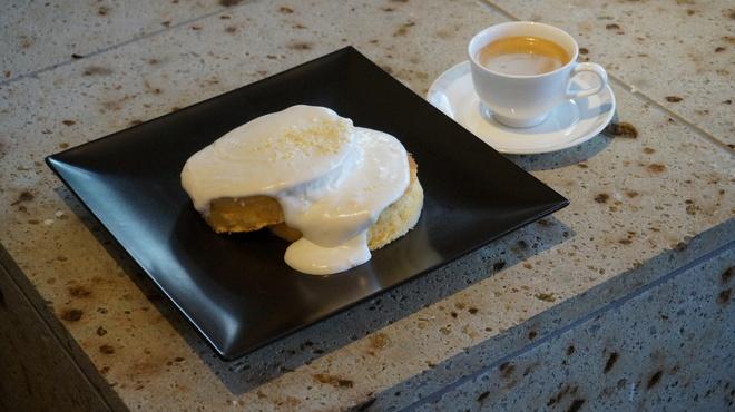 イル・バンカーレ - 料理写真:パンケーキ コーヒー付き ¥924