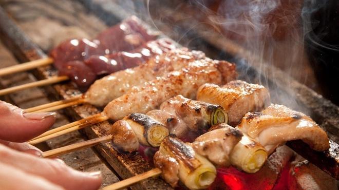 横浜天下鳥 - 料理写真:素材の良さを存分に引き出す匠の技