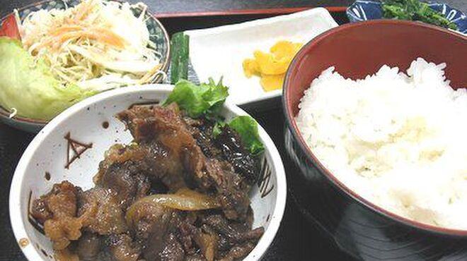 飛騨牛 まんぷく亭 - 料理写真:セット