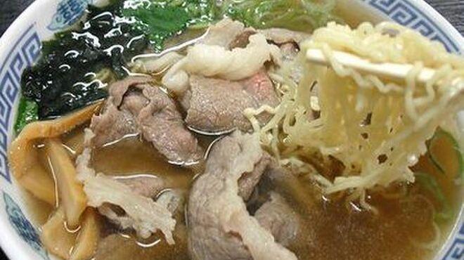 飛騨牛 まんぷく亭 - 料理写真:飛騨牛ラーメン