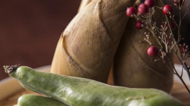旬鮮ダイニング 凛家 - 料理写真:新鮮なこだわり野菜