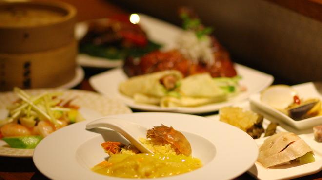 喜臨軒 - 料理写真:上海蟹と粗ほぐしフカヒレの煮込み ちょっとのお楽しみを添えて