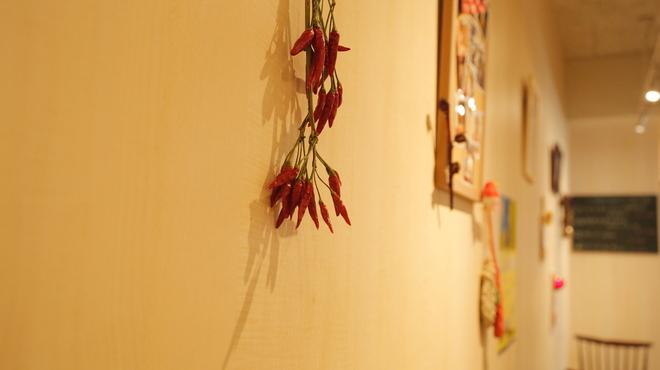 キュイジーヌ トワリコ - 内観写真:店内写真