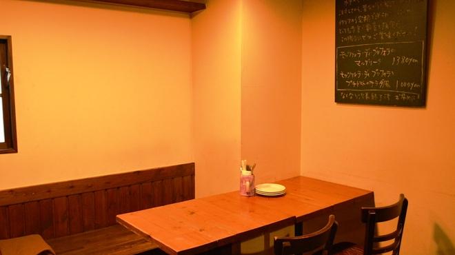 伊食酒房 穴 - 内観写真:◆お得&ボリューミーなグループ用飲み放題付コースをご用意♪