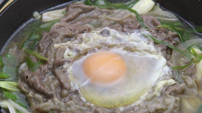 船場虎島 - 料理写真:船場商人に愛され35年目これが「船場牛鍋」です