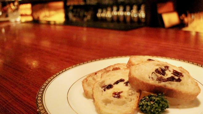 ノスタルジア - 料理写真:フードメニューも充実しています。