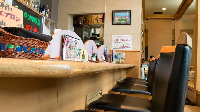 山形牛ステーキ&焼肉 かかし - 内観写真: