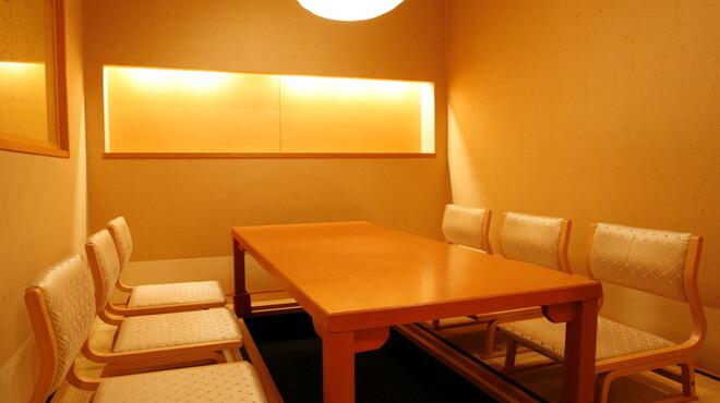 飯家(はんや)くーた - 内観写真:店内奥には、お座敷・掘りごたつの個室も完備!