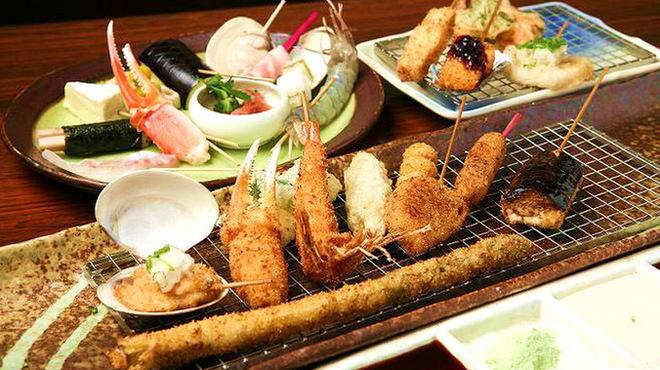 串づ串 - 料理写真:串の追加は1本から承ります。