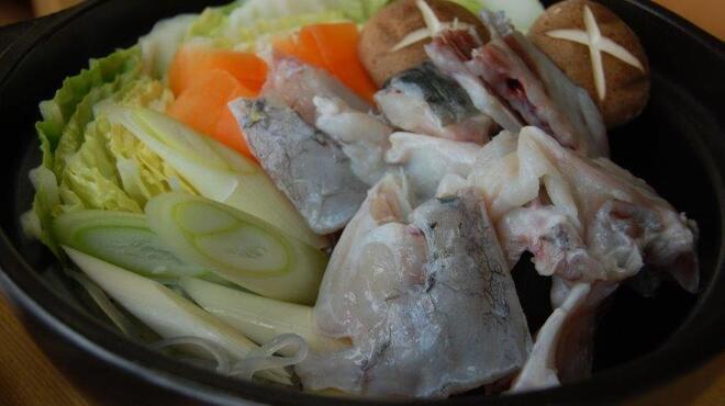 寿し処光本 - 料理写真:鍋♪冬時期オススメの1品☆彡
