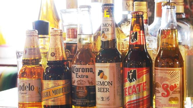エルパンチョ - 料理写真:種類豊富なお酒を取り揃えております。