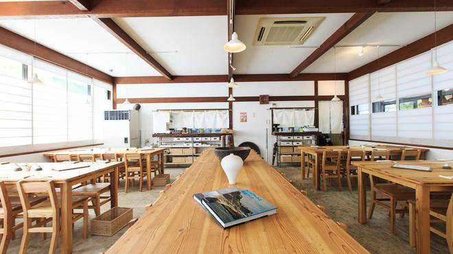 おおむろ軽食堂 - 内観写真: