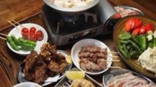 綱島の串屋横丁 - 料理写真:養豚場から配送される鮮度抜群の豚モツが大人気!