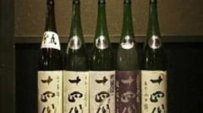 綱島の串屋横丁 - 料理写真:十四代目飛露喜、黒龍、而今、獺祭など豊富な品揃え!