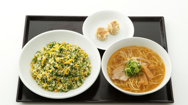 焼賣太樓 - 料理写真:グリーン定食