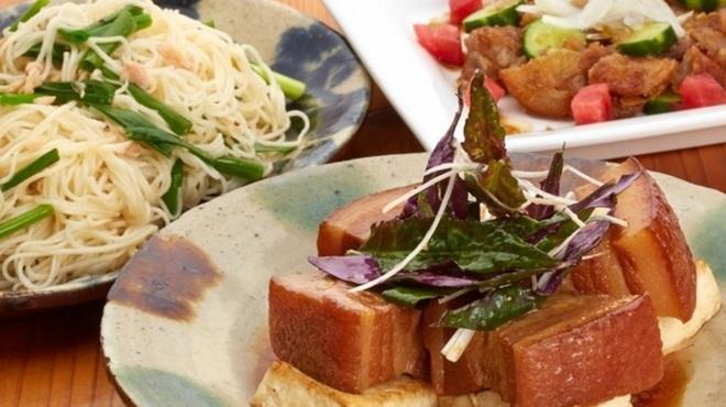 る・それいゆ - 料理写真:昔ながらの沖縄料理とフランス料理が融合した逸品