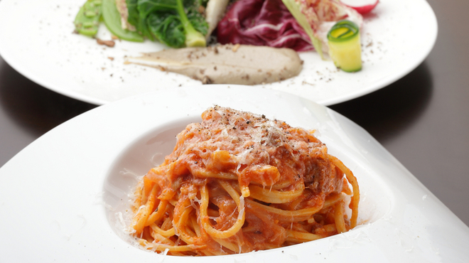 atri - 料理写真:シェフ自慢のワンランク上のイタリアンとワインを堪能できます