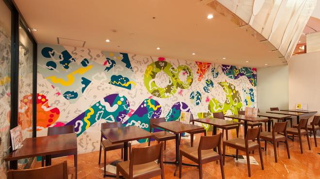 ソルビバ - 内観写真:カフェ、ランチ、ディナー 様々なシーンで使えます