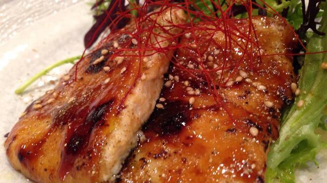 パプリカ食堂ヴィーガン - 料理写真:山芋でつくる、精進うなぎの蒲焼き