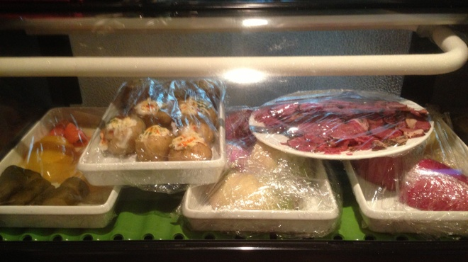 KJワイナリー - 料理写真:本日のタパス