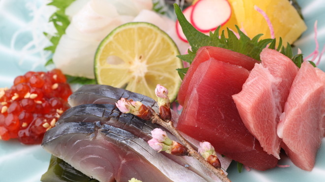 鮨処よしおか - 料理写真:店主が厳選したとびきりの道産食材を中心にご提供致します!