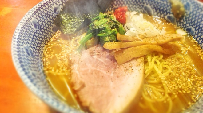 RYOMA本店 - 料理写真:【新メニュー!】塩坦々麺!