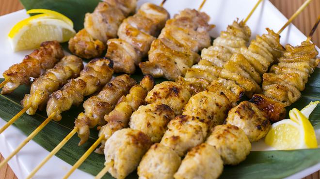 さくら屋 - 料理写真:【歓送迎会】飲み放題付き宴会焼鳥コースもご用意しております