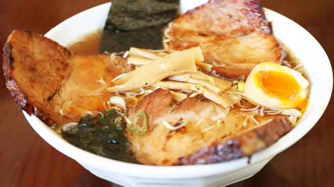 らーめん武蔵 - 料理写真:
