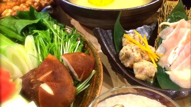 炭火串焼と旬鮮料理の店 炭火焼 炉暖 - 料理写真:うるおいコース