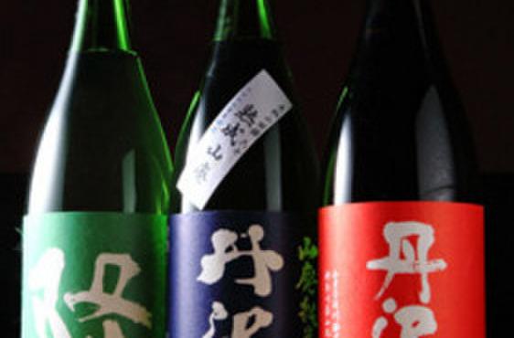 魚國 - 内観写真:おすすめ神奈川の地酒