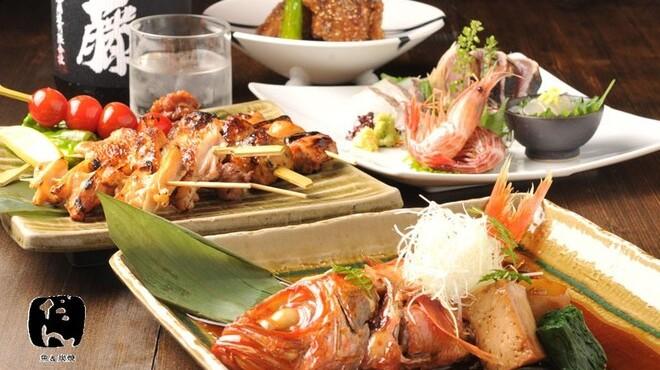 魚&炭焼 だん - メイン写真: