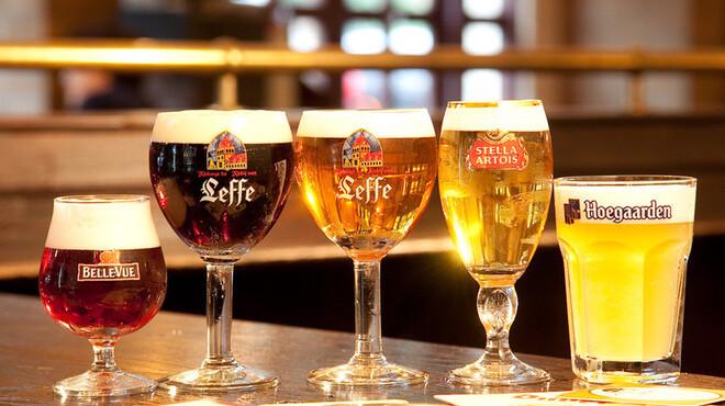 ベルギービール アントワープ セントラル - メイン写真:
