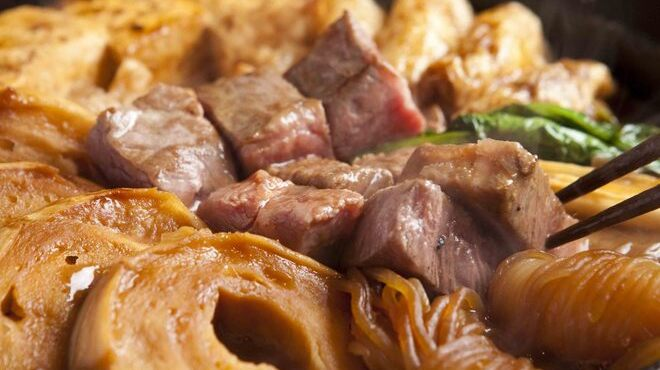江戸肉割烹 ささや - メイン写真: