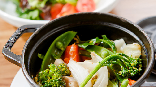 野菜ビストロ レギューム(Les Legumes) - 西宮北口(フレンチ)の写真3