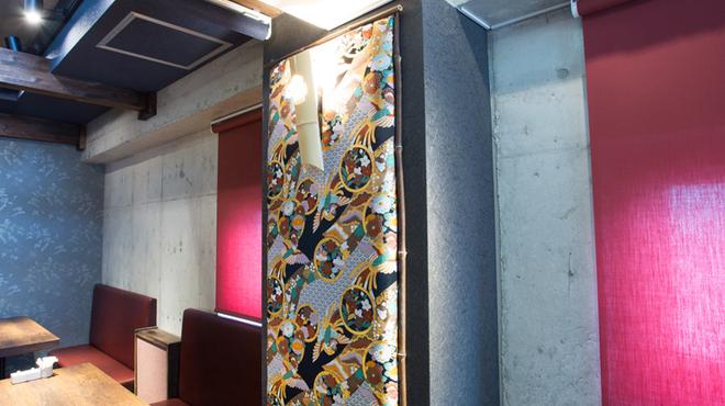地鶏割烹 稲垣 - 内観写真:予約のお電話で、シチュエーションをお知らせください。