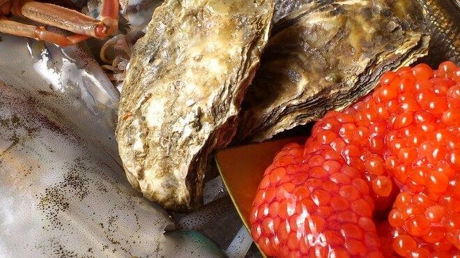 小料理 久原 - 料理写真:鮮 魚 冬