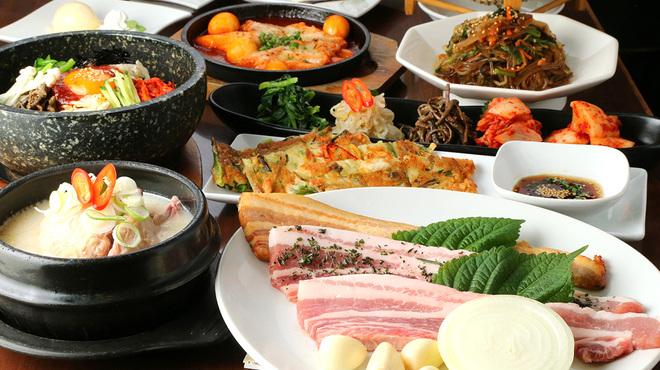KOREAN DINING 長寿韓酒房 - メイン写真: