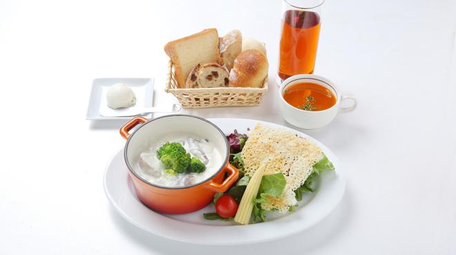 バール ヴィータ - 料理写真:福津・宗像産のお野菜を使ったスープランチ