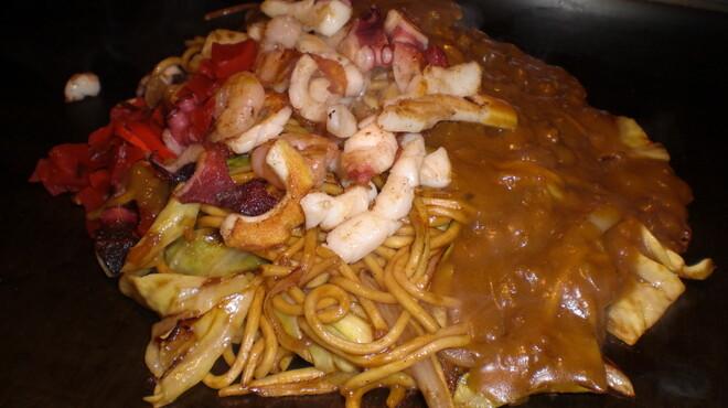 田なか - 料理写真:オリジナルメニュー!カレーの香りがたまりません。
