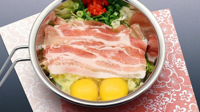 お好み焼き 徳川 総本店 - 料理写真:家康